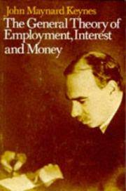 General Theory of Employment, Interest and Money: Vol.7 by John Maynard Keynes - Paperback - 2007-05-01 - from Books Express and Biblio.com