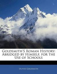 Goldsmith's Roman History