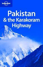 Lonely Planet Pakistan & the Karakoram Highway (Country Travel Guide) by Sarina Singh - Paperback - from William Michael Books (SKU: 1741045428-1006)