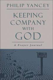 image of Keeping Company with God: A Prayer Journal