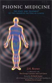 Psionic Medicine