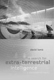 The Search For Extra Terrestrial Intelligence