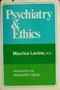Psychiatry and Ethics