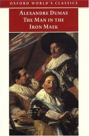 The Man in the Iron Mask. Oxford World's Classics