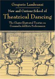 New and Curious School Of Theatrical Dancing