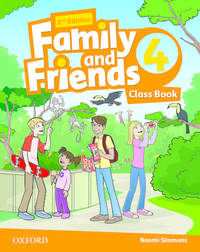 Family And Friends: Level 4: Class Book - Used Books
