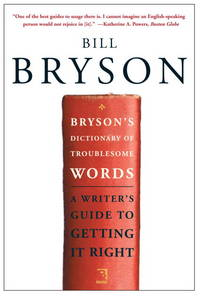 image of Bryson's Dictionary Of Troublesome Words