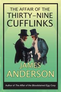 Affair Of the Thirty-Nine Cufflinks The