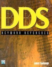 DDS Keyword Reference