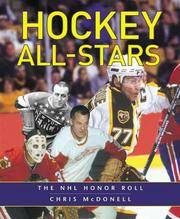 Hockey All-Stars  The NHL Honor Roll by  Chris McDonell - Hardcover - 2000 - from BookNest and Biblio.co.uk