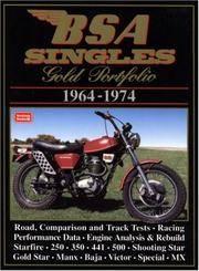 BSA Singles 1964-74