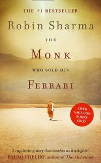 image of The Monk Who Sold His Ferrari