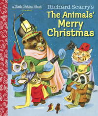 R SCARRY ANIMALS MERRY CHRISTMAS
