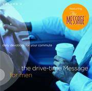 image of The Drive-Time Message for Men 2: Daily Devotions for Your Commute