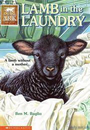 Animal Ark #12: Lamb in the Laundry