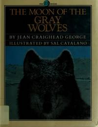The Moon Of The Gray Wolves (november)