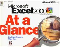 Microsoft Excel 2000 at a Glance (At a Glance)