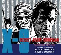X-9: Secret Agent Corrigan Volume 5
