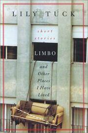 Limbo, and Other Places I Have Lived     (Signed)