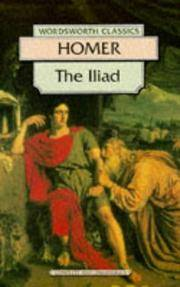 image of THE ILIAD(Chinese Edition)
