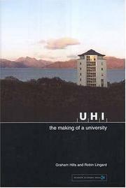 Uhi The Making Of A University