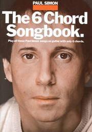 image of Paul Simon - The 6 Chord Songbook (Paul Simon/Simon_Garfunkel)