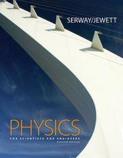 Physics For Scientists and Engineers, 4-Volume Set, Chapters 1-39