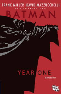 Batman: Year One Deluxe (New Edition) by  Frank Miller - Hardcover - 2012 - from aamstar-hookedonbooks (SKU: Dec29-20ADJC2)