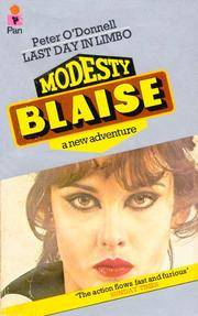 MODESTY BLAIZE : LAST DAY IN LIMBO