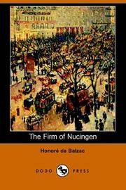 image of The Firm of Nucingen (Dodo Press)
