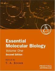 Essential Molecular Biology