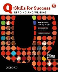 Q SKILLS  READING & WRITING 5 SB PACK