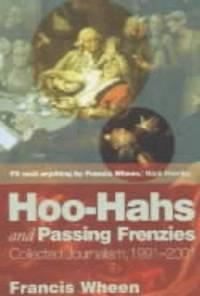 Hoo-Hahs and Passing Frenzies