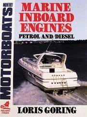 Marine Inboard Engines (Motorboats Monthly Series) by  Louis Goring - Paperback - 1990-09-03 - from Fireside Bookshop (SKU: 049889)