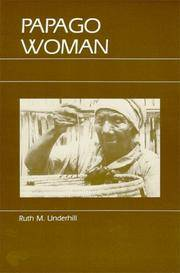Papago Woman