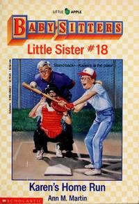 image of Bsls #18: Karen's Home Run (Baby-Sitters Little Sister)