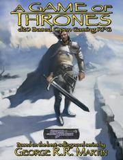 image of A Game of Thrones: D20-Based Open Gaming RPG