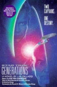 Star Trek: Generations A Novel