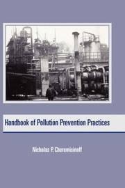HANDBOOK OF POLLUTION PREVENTION PRACTICES