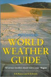 The Hutchinson World Weather Guide (Travel Guide)