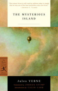 The Mysterious Island (Modern Library Classics)