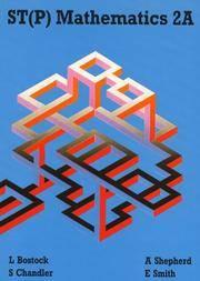 ST(P) Mathematics 2A Second Edition: Bk. 2A (ST(P) Mathematics)