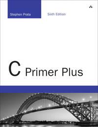 image of C Primer Plus