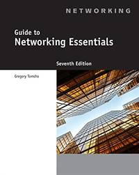 Guide to Networking Essentials (7th Edition)