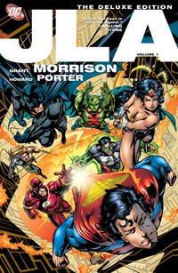 JLA: The Deluxe Edition, Vol. 1 by Grant Morrison - Hardcover - 2008-09-02 - from Bacobooks (SKU: K-630-86)