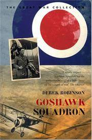 Goshawk Squadron by  Derek Robinson - Paperback - 2003 - from Bruce McLeod and Biblio.com