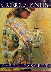 image of Glorious Knits - Designs for Knitting Sweaters, Dresses, Vests and Shawls
