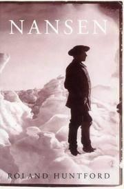 image of Nansen. The Explorer As Hero.