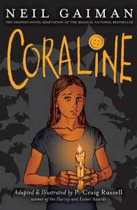 image of Coraline Graphic Novel