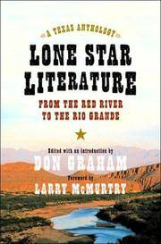 image of Lone Star Literature: From the Red River to the Rio Grande: A Texas Anthology
